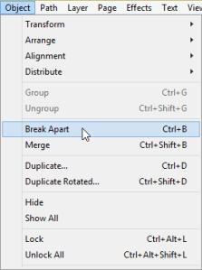 52 Break apart