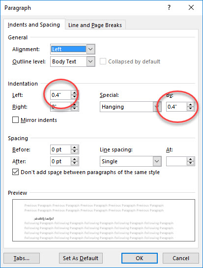 Paragraph settings for increased hanging indent.jpg